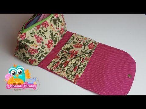 Bolsa carteira de tecido em patchwork Darka - Maria Adna Ateliê - Bolsas de tecido e patchwork - YouTube