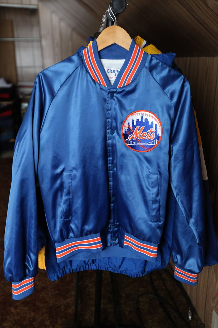New York Mets Jacket
