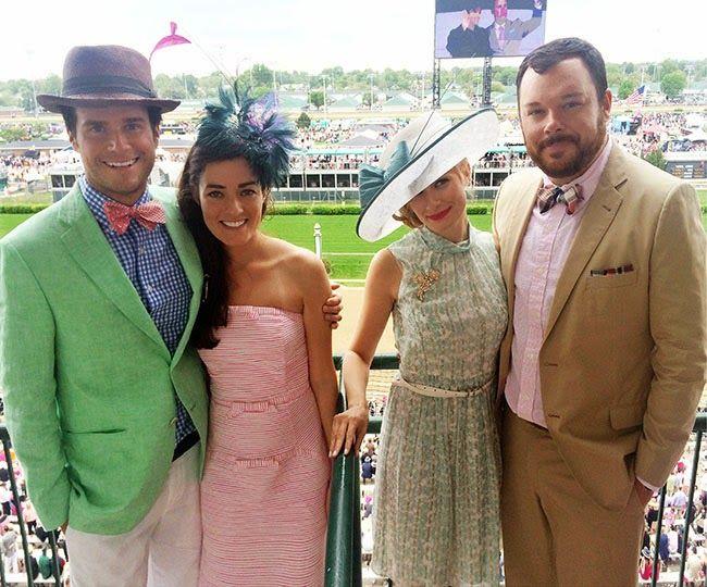 Oaks Day Derby Attire Derby Outfits Kentucky Derby Fashion