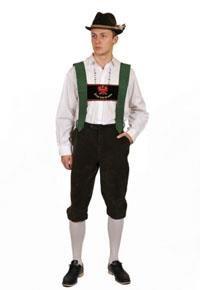 Немецкий мужской национальный костюм фото