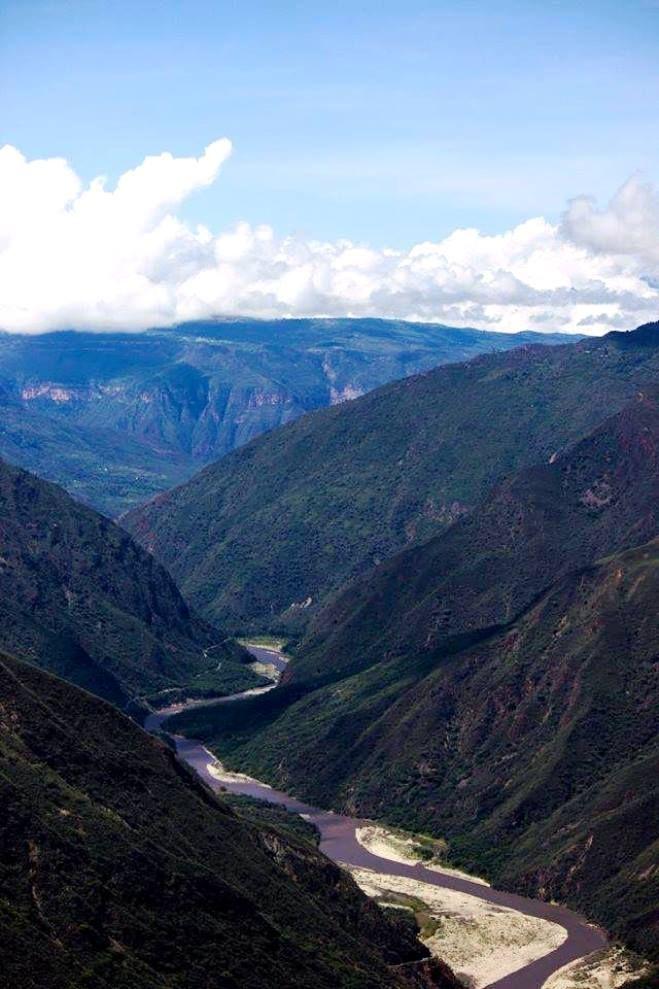 Colombia - Cañon del Chicamocha, Santander.