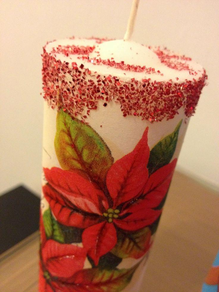 25 melhores ideias sobre velas artesanais no pinterest - Velas decorativas ...