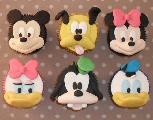 toy story cupcake decor ideas | ... & Character Cupcakes « Couture Cupcakes by Dress My Cupcake