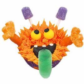 Monster Cupcakes: Halloween Parties, Halloween Monsters, Birthday Parties, Monsters Parties, Halloween Cupcakes, Monsters Cupcakes, Monsters Birthday, Little Monsters, Cupcakes Rosa-Choqu