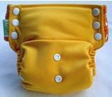 Popok kain modern, irit, sehat, hindari ruam kulit pada bayi anda