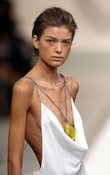 Vele mensen verweten Chanel de dood van haar anorexiamodel.