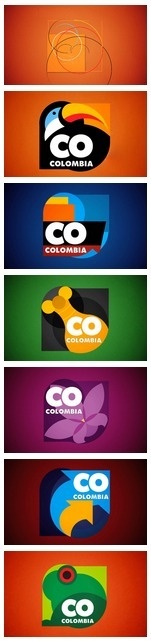 """New country brand and tagline, """"The Answer is Colombia 