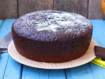 Шоколадный торт в мультиварке - как приготовить быстро, просто и вкусно в домашних условиях. Пошаговый рецепт с фотографиями, подробным описанием и ингредиентами.
