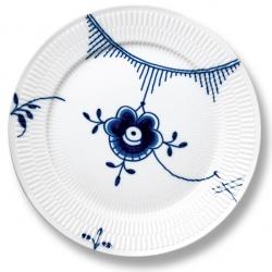 Blue Fluted Mega Dinner Plate Royal Copenhagen
