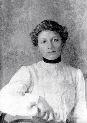 c,1874. My Grandmother-Ada Johnson