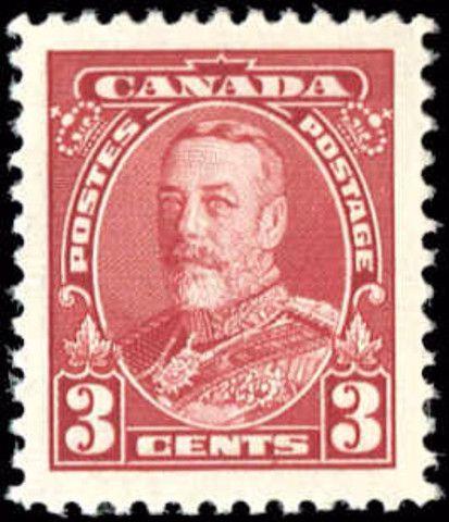 Canada #219, VF, MNH