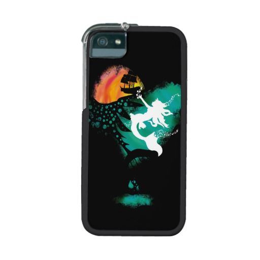 A Mermaid's Death iPhone 5 Cover