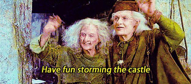 Have fun storming the castle!  The Princess Bride Quotes | POPSUGAR Entertainment