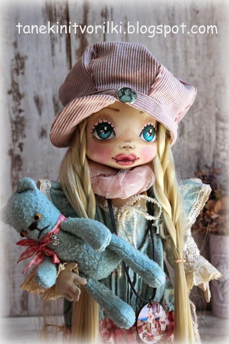 МОИ МЕГА-РАДОСТИ: Кукла Берта ...