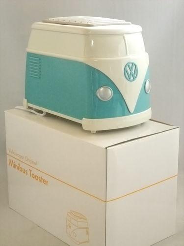 Japan VW Dealer Original Minibus Volkswagen Toaster Blue Brand New not for Sale | eBay
