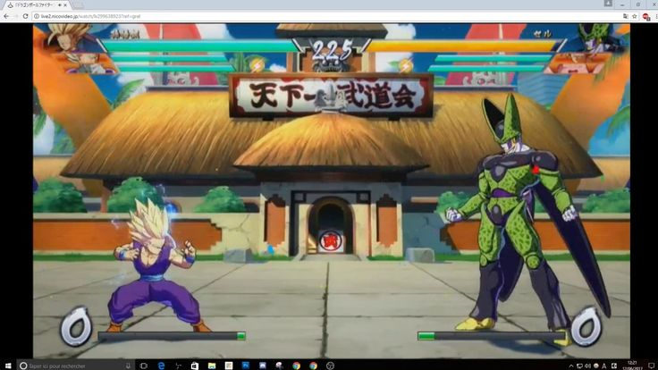 [Video] First gameplay footage of DragonBall FighterZ captured from Japanese stream #Playstation4 #PS4 #Sony #videogames #playstation #gamer #games #gaming