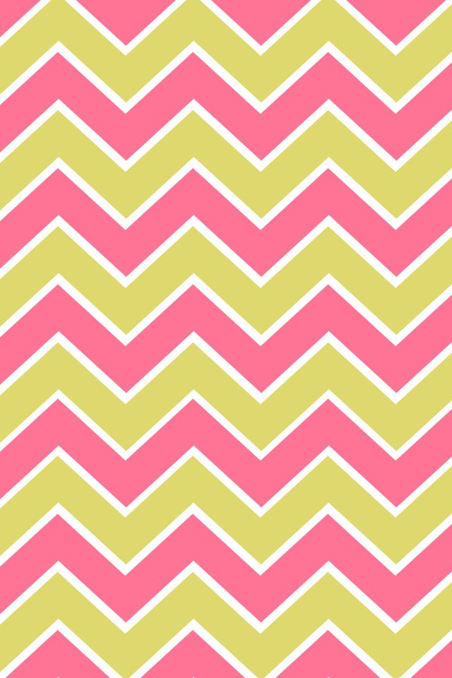 Make it...Create--Backgrounds/Wallpapers: Chevron....Pink Lime, Gray Yellow, Gray Orange