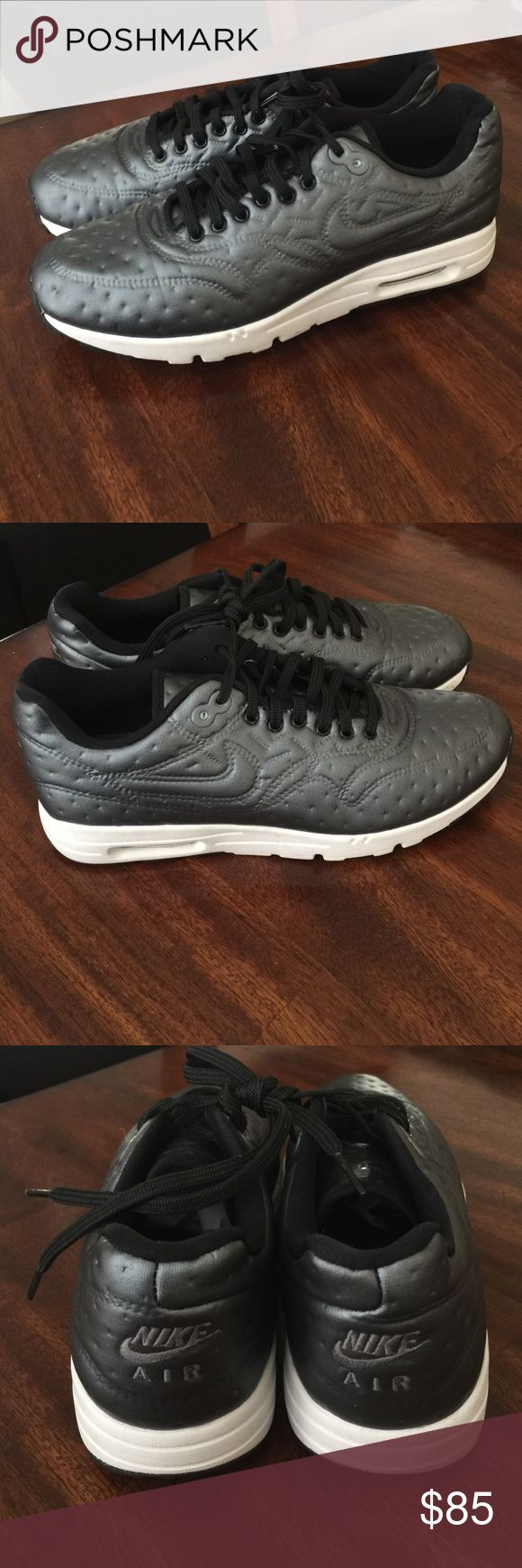 Nike air max 1 Nike air max 1 ultra jacquard size 8 Nike Shoes Athletic Shoes