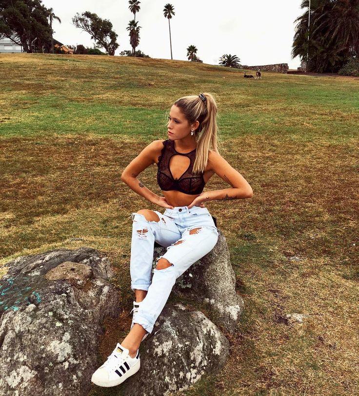 "45.8 mil Me gusta, 306 comentarios - AGUS AÑON (@agustina_anon) en Instagram: ""Life in jeans"""