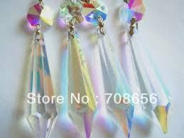 Image result for glass chandelier drops China