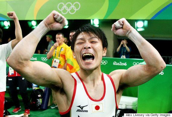 内村航平が大逆転で2連覇 実況アナ「王者が奇跡を起こした」 体操男子総合【リオオリンピック】