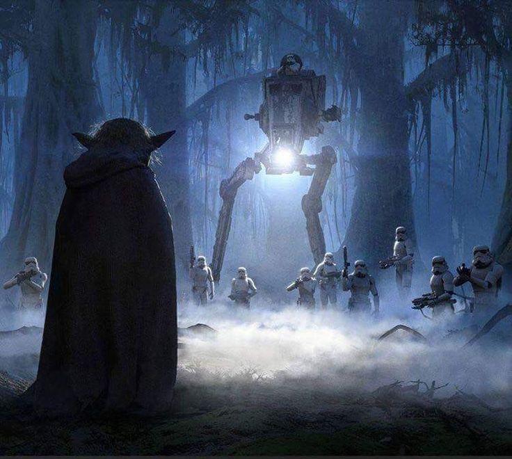 Star Wars Art.