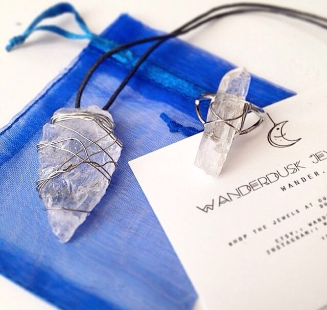 Jagged Clear Wire Quartz Beauties
