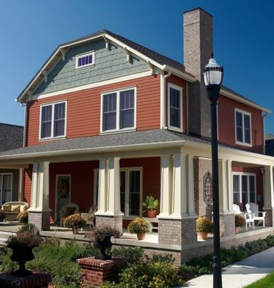 70 best craftsman and coastal architecture images on for Engineered wood siding pros and cons