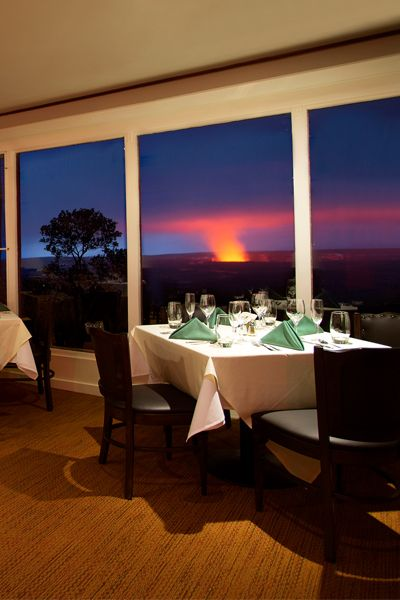 Volcano House is Hawaii's oldest hotel and has a sense of place and history. It's a #Fodors100 winner in the Local Characters category.