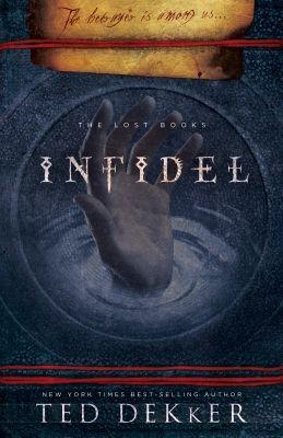 The Lost Books: Infidel, book cover