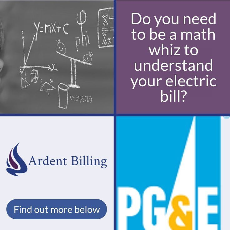 Pin On Understand Your Utility Bills