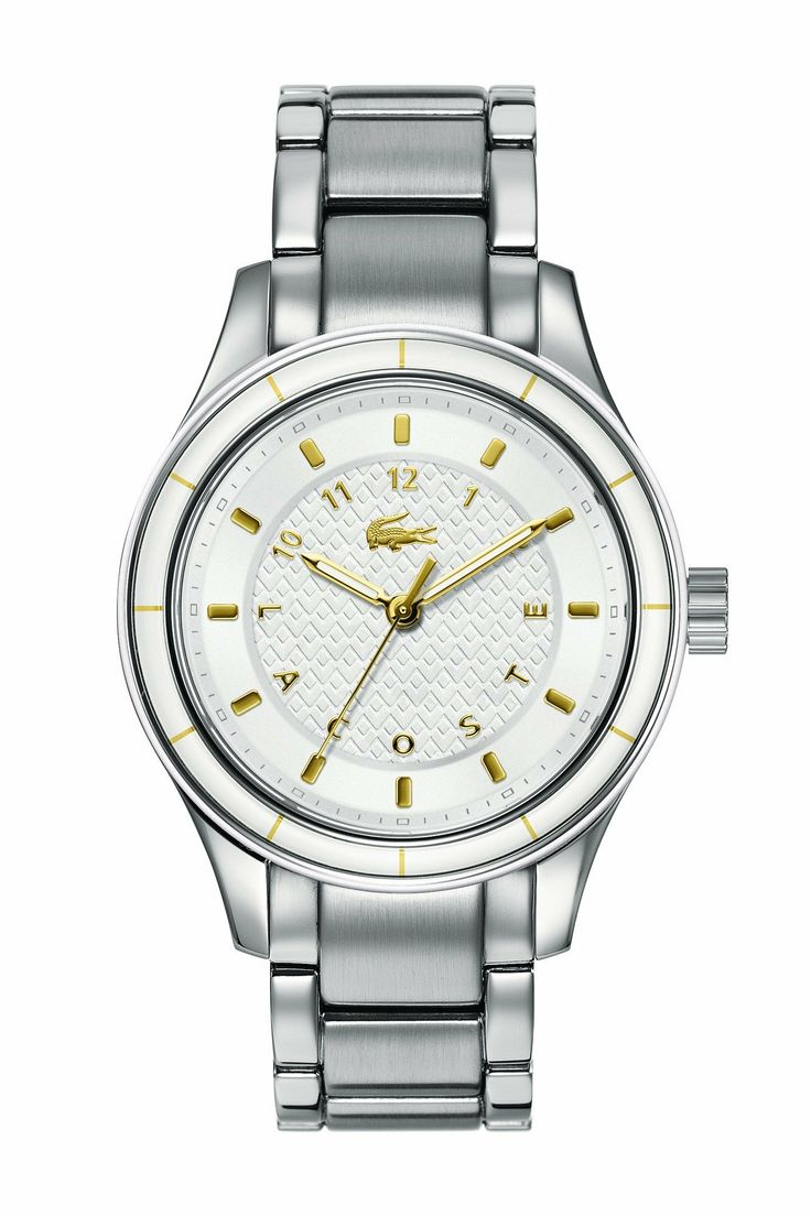 Lacoste Womens Sidney watch. Grab marvelous discounts at Lacoste Canada using Coupon & Promo Codes.