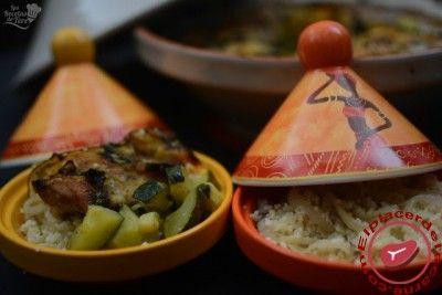 Contramuslos de pollo en olla tajine - Elplacerdelacarne.com