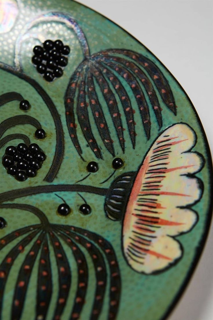 Wall placques by Birger Kaipiainen for Arabia, Finland. 1960's.   From a unique collection of antique and modern ceramics at https://www.1stdibs.com/furniture/dining-entertaining/ceramics/