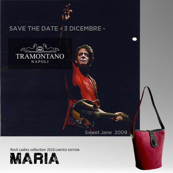 #SaveTheDate #RockLadiesCollection2016 #WaitingForMaria #bags #fashion #Tramontano