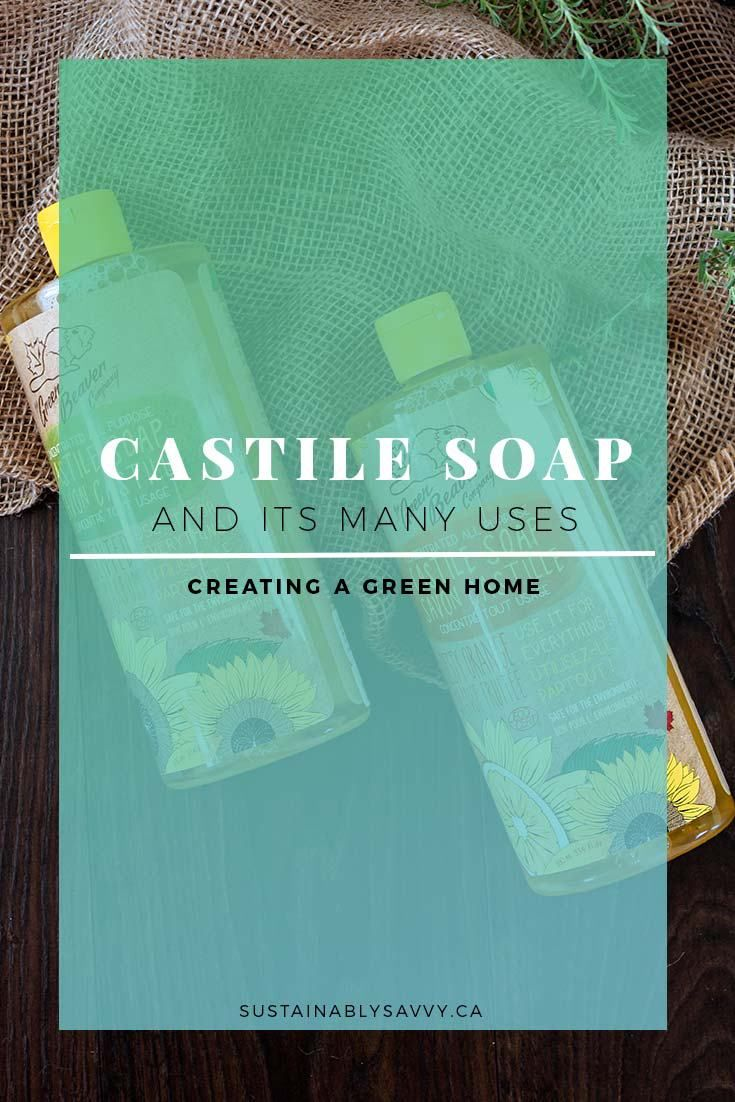 CASTILE SOAP USES | ECO-FRIENDLY | NATURAL HOME