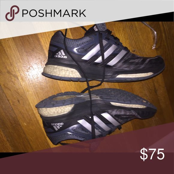 Adidas boost Running shoes lightly worn adidas Shoes Athletic Shoes