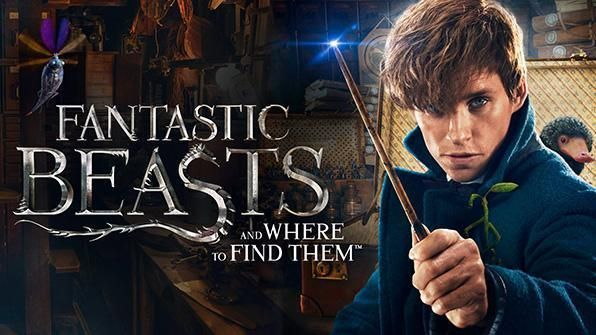 Fantastic Beasts and Where to Find Them for Rent, & Other New Releases on DVD at Redbox