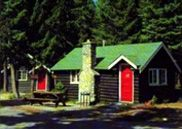 Pine Bungalows Accommodations - Jasper {Jasper National Park}, Alberta, Canada: Pine Bungalows - Accomodations