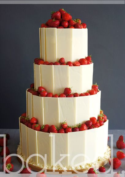 Best 25 Fruit Wedding Cake Ideas On Pinterest Wedding
