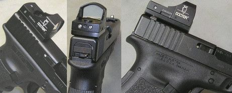 Glock with Docter sight