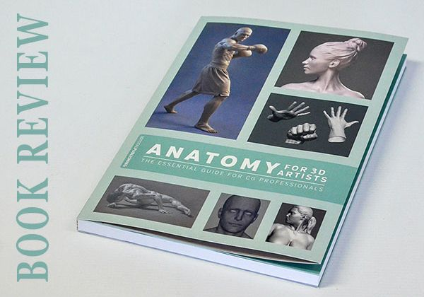 I've recently been perusing a wonderful book from 3DTotal Publishing, titled Anatomy for 3D Artists. This book is a fantastic reference, specifically geared to the digital artist with very thorough coverage of creating the human form in 3D.