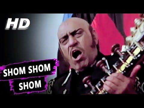 Shom Shom Shom | Amrish Puri | Tahalka 1992 Songs | Ekta Sohni Watch it From Here http://ift.tt/2AOxv3h