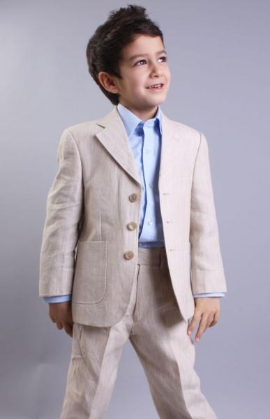 2ef1f287f Boys Linen Suit