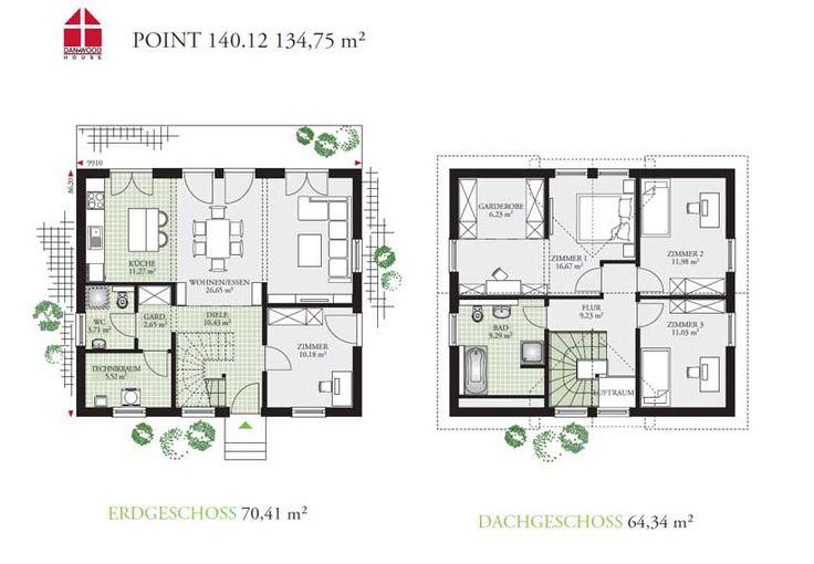 die besten 25 danwood haus ideen auf pinterest schl sselfertige h user fertigh user und. Black Bedroom Furniture Sets. Home Design Ideas