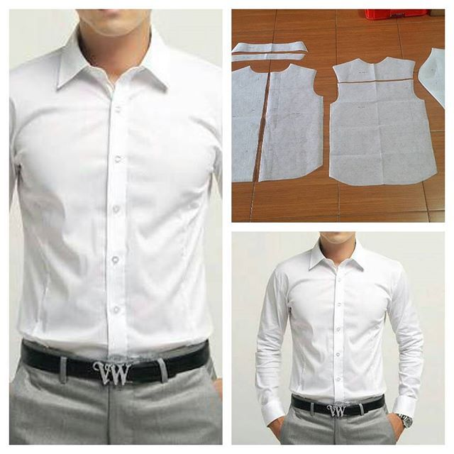Basic men shirt pattern  Order by line : @modelliste (with @) #dresspattern#modellistepattern#poladress#jualpola#jasapola#polaonline#jasapolaonline#polaonlineshop#polabaju#jualpoladress#jasapembuatanpola#poladress#polakemeja#kemeja#kemejaputih#whiteshirt#shirtpattern#shirt
