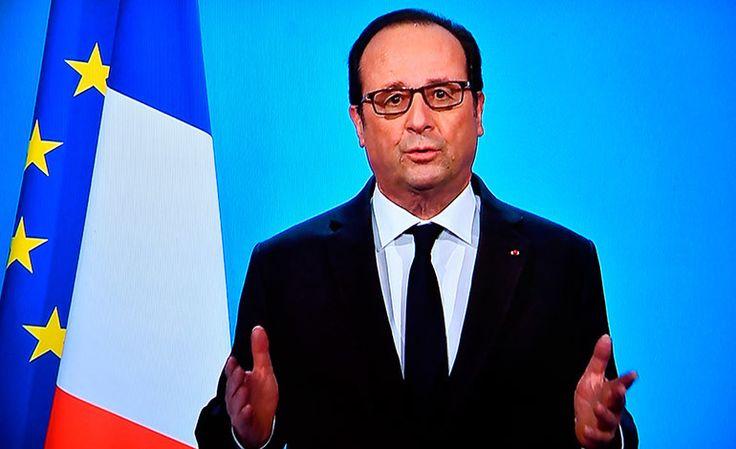 Presidente de Francia renuncia a su reelección. El presidente de Francia, el socialista François Hollande, renunció hoy a presentarse a la reelección en 2017 al término de casi cinco años de mandato con una impopularidad récord y en los que no consiguió crear consensos en su propio partido. http://www.latribuna.hn/2016/12/01/presidente-francia-renuncia-reeleccion/
