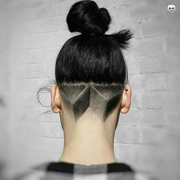 Shaved Head Designs