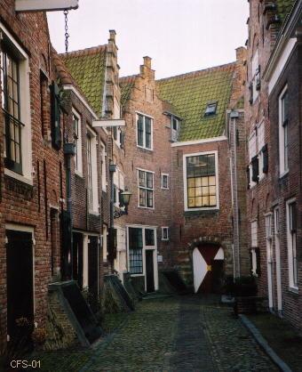 Middelburg, Zeeland, Netherlands - De Kuiperspoort, I worked here