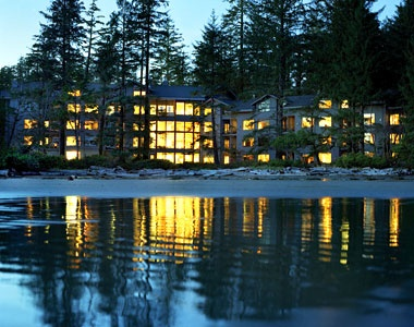Wickaninnish Inn, Tofino, British Columbia, Vancouver Island